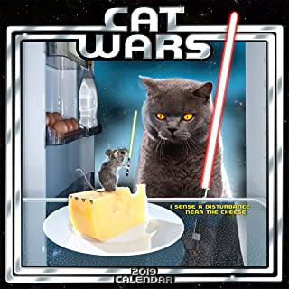 Cat Wars 2019 Mini Calendar