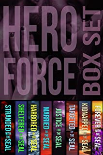 HERO Force Box Set: Books One - Eight