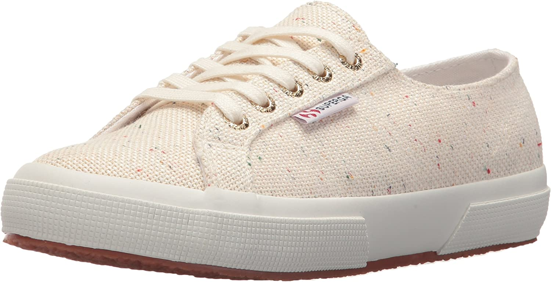 Superga Womens 2750 Specklew Sneaker