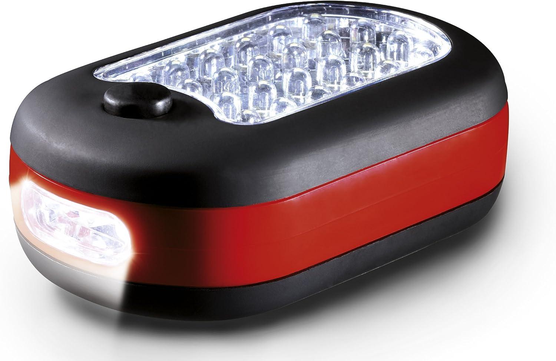 Aeg Cob Led Arbeitsleuchte Wl 25 Taschenlampe Wiederaufladbare Werkstattlampe Mit Magnet Für Auto Reparatur 250 Lumen Auto