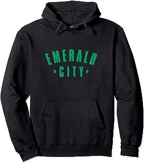 Seattle Emerald City Hoodie