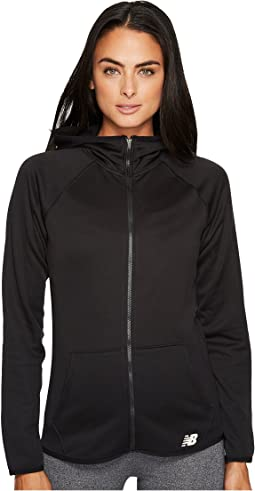New Balance - Accelerate Fleece Full Zip