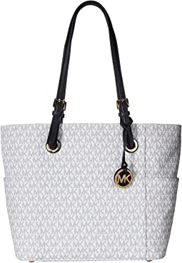 Jet Set Item East/West Signature Tote