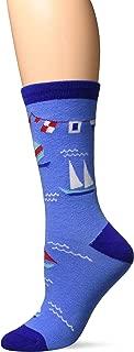 K. Bell Socks Women's Celebrating Americana Crew Socks-Made in USA