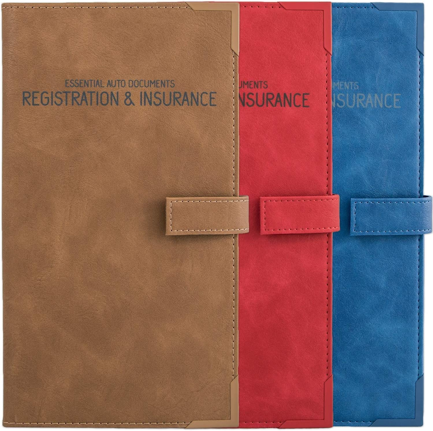 Auto Insurance and Max 65% OFF Registration Card Box Holder Long Beach Mall Glove Vehicle -