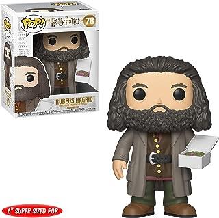 Funko Pop! Harry Potter: Hagrid con tarta de 5.9in.