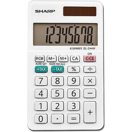 Casio SL-300VC Standard Function Calculator Purple