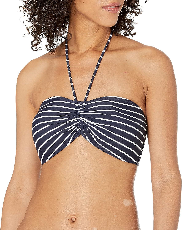 Tommy Hilfiger Women's Bandeau Bikini Top
