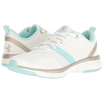 Under Armour UA Press 2 (Ivory/Refresh Mint/Metallic Faded Gold) Women