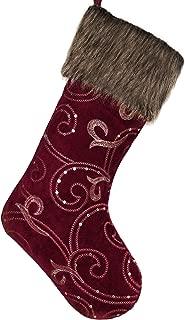 masculine christmas stockings