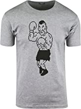 Mens Iron Mike Punch Out Parody T Shirt Boxing Ts Gamer Tee