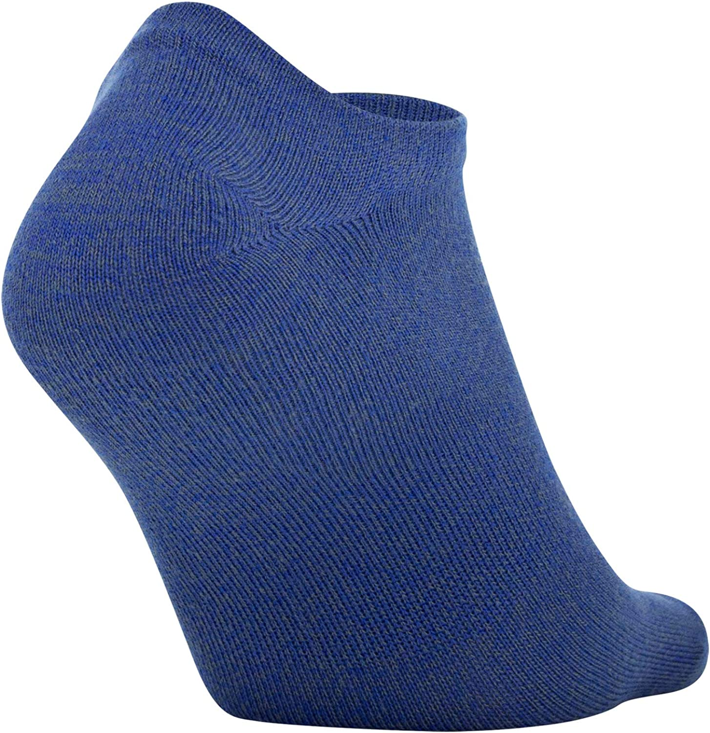 Under Armour Adult Essential Lite No Show Socks 6-Pairs