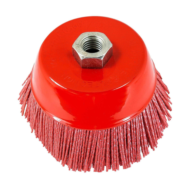Abracs Nylon Filament Wheel Brush 75mm