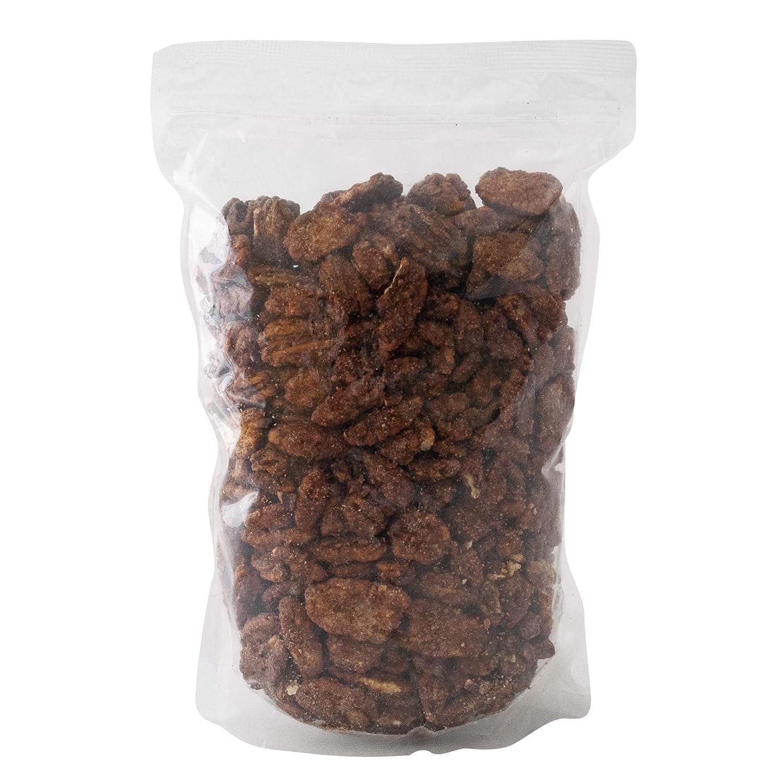 Gourmet Cinnamon Roasted Pecans 24 oz 2021new shipping free Addictive Bag: 1.50 S lb Fees free!!