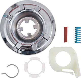 Ultra Durable 285785 Washer Clutch Kit Replacement by Blue Stars - Exact Fit for Whirlpool & Kenmore Washers - Simple Instruction Included - Replaces 285331, 3351342, 3946794, 3951311, AP3094537