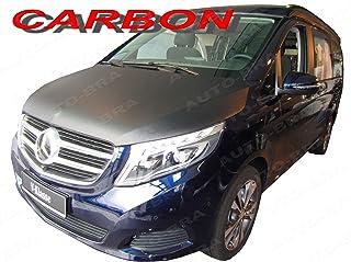 AB3-00398 Carbon Optik Auto Car Bra per Renegade da 2014 Copri Cofano Protezione Tuning