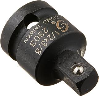 """Metric Impact Socket 12mm Powerbuilt 3//8/"""" Drive 6 Pt 647251"""