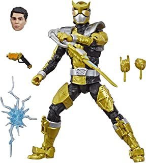 "Power Rangers Lightning Collection 6"" Beast Morphers Gold Ranger Collectible Action Figure Toy with Accessories"