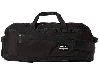 RVCA Skate Duffel (Black) Duffel Bags