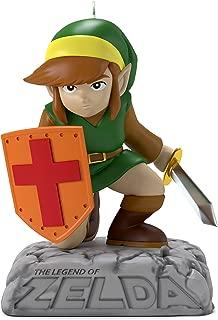 Hallmark Keepsake Christmas Ornament 2018 Year Dated, The Legend of Zelda Link With Sound