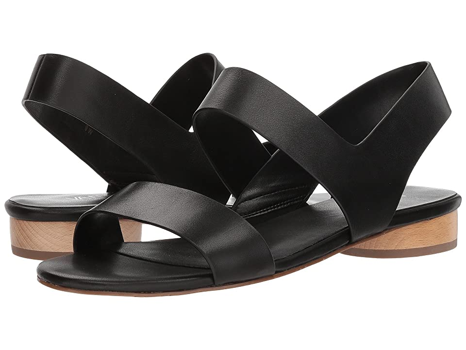 Vaneli Blanka (Black Calf) Women