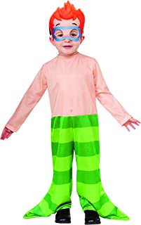 Rubies Bubble Guppies Nonny Costume, Toddler Size