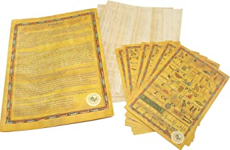 Best egyptian paper making Reviews