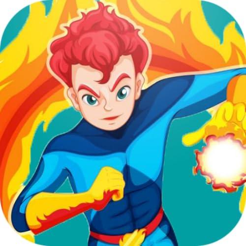 Super Flaming Hero Adventures
