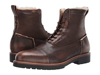 Ross & Snow Riccardo Supreen Boot (Bomber Brown) Men