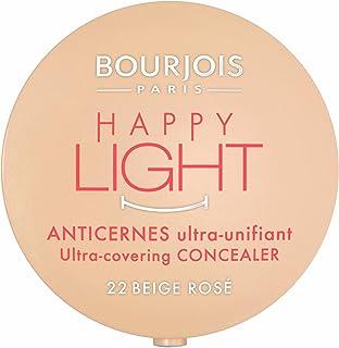 Bourjois Happy Light Concealer - 22 Beige Rose, 0.08 oz