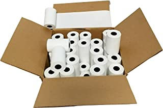 3 1/8 x 119 Thermal Paper 50 Rolls- First Data FD100 FD200 FD200Ti FD300 FD300Ti