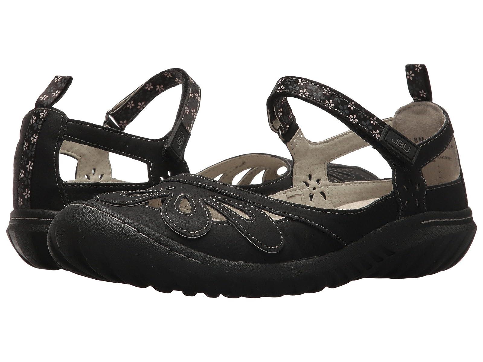 JBU Wildflower EncoreAtmospheric grades have affordable shoes