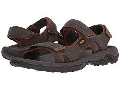 Teva Katavi 2 (Black Olive) Men