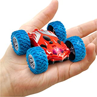 Cyclone Mini Remote Control Car for Kids - Stunt Mini RC Cars for Boys and Girls, RC Flip Car