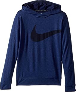 Nike Kids - Breathe Training Pullover Hoodie (Little Kids/Big Kids)