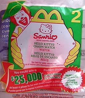 McDonald's Happy Meal Toy - 2000 - Sanrio - Hello Kitty Charm Watch #2