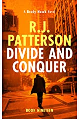 Divide and Conquer (A Brady Hawk Novel Book 19) Kindle Edition