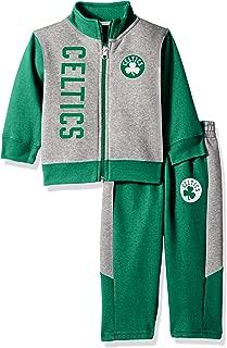 NBA Unisex-Baby On The Line Jacket & Pants Fleece Set