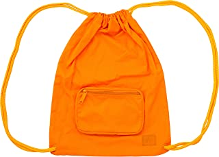 The Bumbag Co Casual Bags - Produce Cinch Skateboard Backpack Orange