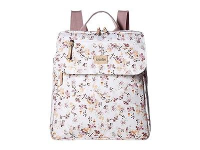 Ju-Ju-Be Core Convertible 4-in-1 Diaper Bag (Petal Perfection) Diaper Bags