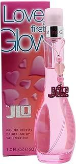 Jennifer Lopez Love at First Glow Women Eau De Toilette Spray, 1 Ounce