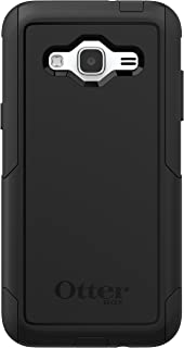 OtterBox Commuter Series Case for Samsung Galaxy J3 2016 Only (Not for 2017 Model) /J3V - Black (Renewed)