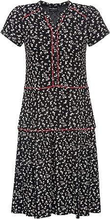 Vive Maria Holiday Dream Dress Black Allover