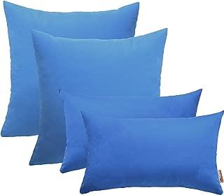 RSH Décor Set of 4 Indoor Outdoor Pillows- 20