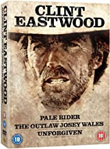 Pale Rider/The Outlaw Josey Wales/Unforgiven 2010