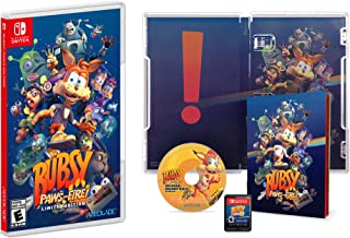 Bubsy: Paws On Fire! Limited Edition - Nintendo Switch Limited Edition