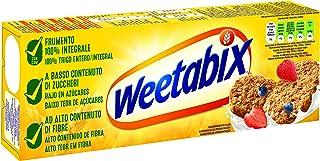 Cereal De Trigo Entero Enriquecido Con Vitaminas Y Hierro