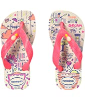Havaianas Kids - Fantasy Flip Flops (Toddler/Little Kid/Big Kid)