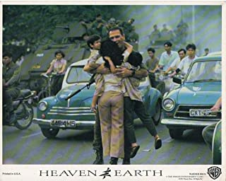 Original Photo Heaven And Earth Hiep Thi Le Tommy Lee Jones Warner Bros U S A