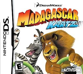 Madagascar Kartz - Nintendo DS (Game Only)